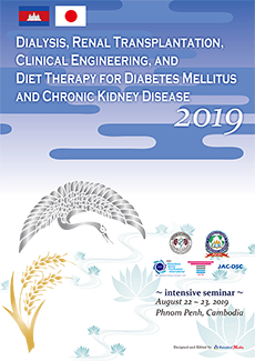 Dialysis, Renal Transplantation, Clinical Engineering, and Diet Therapy for Diabetes Mellitus and Chronic Kidney Disease